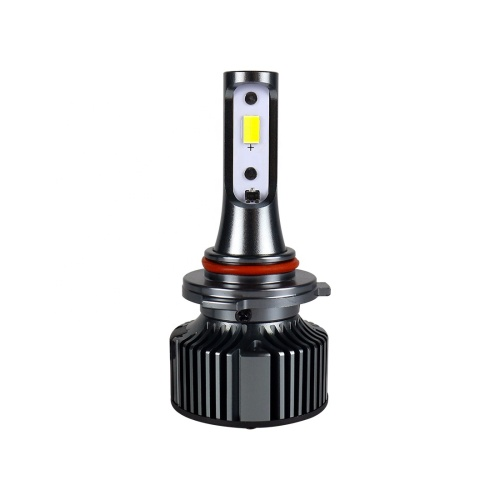 E10 Tri-color LED Headlight H1 H4 H11 9005 901 2Three Color Five Function Car Headlight 3300K 5500K 6K