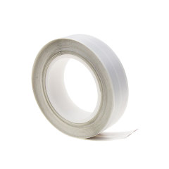 HXFL03822 Ghost Wire, Super Flat Adhesive Speaker Wire, 13 AWG, 2 Conductor, 32Meters, White