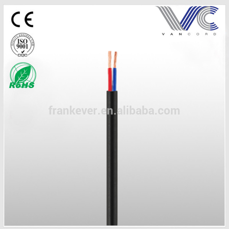 Different types Speaker Cable for power amplifier, VCD, DVD, VCR