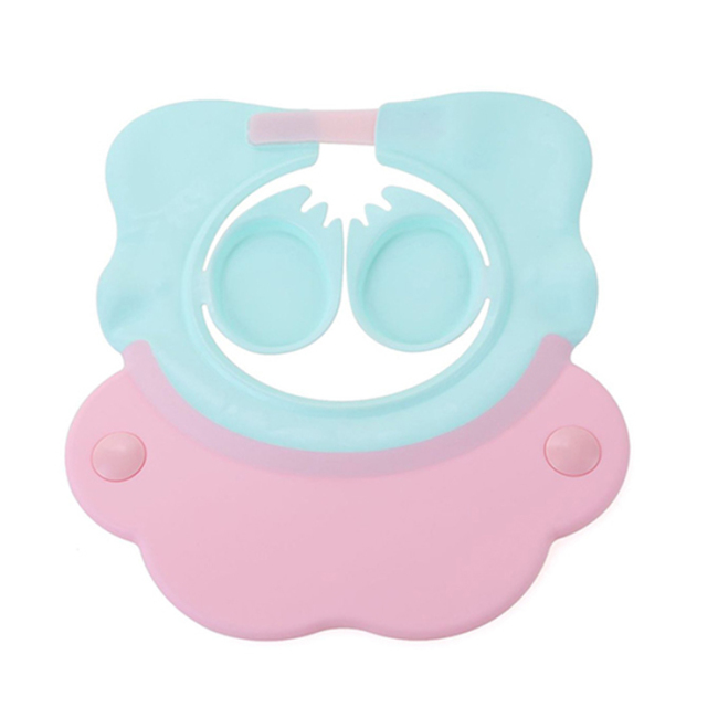 silicone baby shower cap shampoo