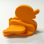 A313 Educational duck 3D eva foam puzzle for kids