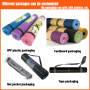 High quality customization yoga mat for kids    15 mm yoga mat