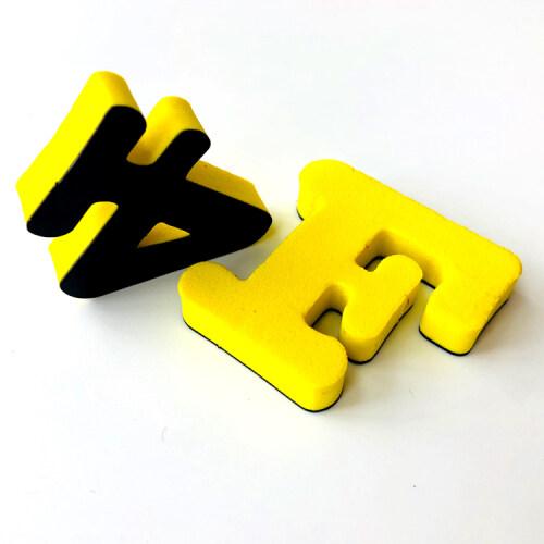 EVA puzzle Alphabet Fridge Magnet Educational Learn Foam Words School letter