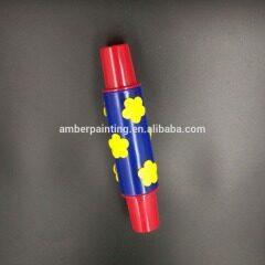 OEM design colorful foam stamp roller mat for kids