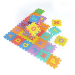 Learning and playing child foam eva puzzle mats