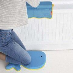 2019 new design baby bath kneeler pad