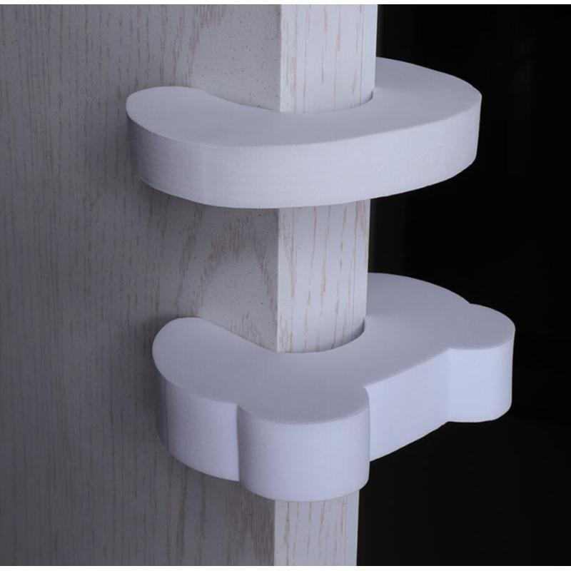 Customized child cute safety door stoppers Baby protection child finger pinch safety door stopper baby safety