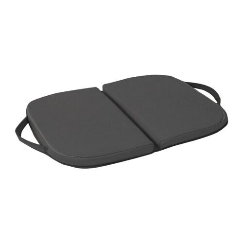 2018 New design washable and foldable neoprene anti slip extra large baby bath kneeler mats A313
