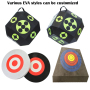 EVA Foam High Density Foam archery target sheet  archery arrow target laminated foam archery target