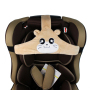 customize triangle shape cartoon pattern designs baby head support car safety seat for car seat