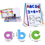 Amazon hot sales custom magnetic learning alphabet letters