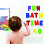 Superseptember EVA bath toy foam alphabet letters
