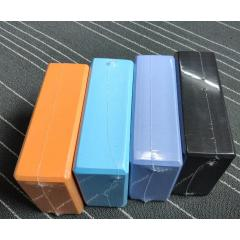 Wholesale High-density recycled foam yoga block eva set
