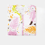 2019 new style spring and autumn 100% cotton sleeping bag for baby