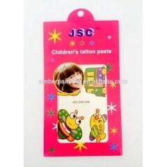 Kids Tatoo Sticker Temporary Body Glitter Tattoo sticker