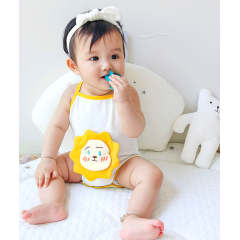Wholesale new born baby clothes romper summer