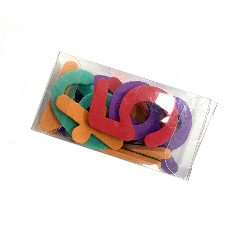 2020 New eva Magnetic Alphabet Letters and Numbers Magnet for Educating Kids in Fun