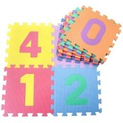 EVA puzzle mat animal alphabet jigsaw foam floor mat