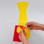 DIY colorful Foam Tie learning toy educational toy for children