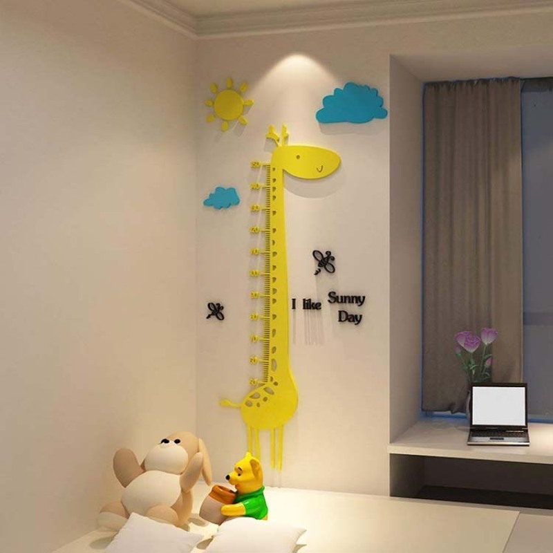 Hundreds different design and different material 3d wall decoration sticker