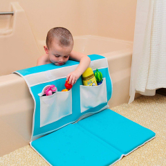 Multi Purpose Kneeling Pad Baby Bath Kneeler with Elbow Rest Cushion