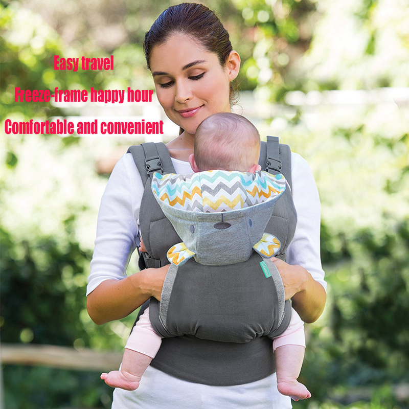 Wholesale high quality baby carrier wrap organic sling baby backpack carrier hiking