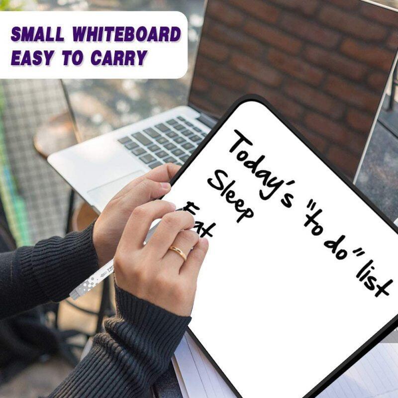 white writing board kids school classroom mini white board