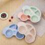 eco-friendly BPA free food grade cartoon baby bowls  kids plates