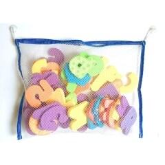 High quality eco friendly educational letter baby foam bath toys