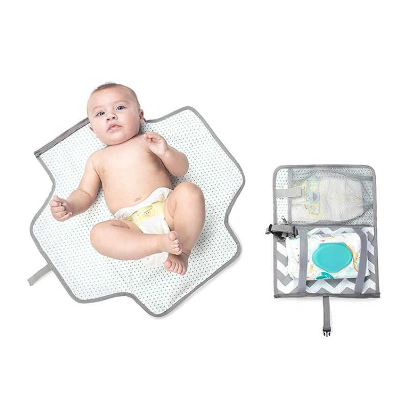 Mom's Portable Diaper Changing Pad