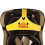 customize  shape cartoon pattern designs baby head support for car seat