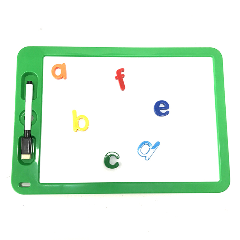Magnetic Plastic Letters and numbers