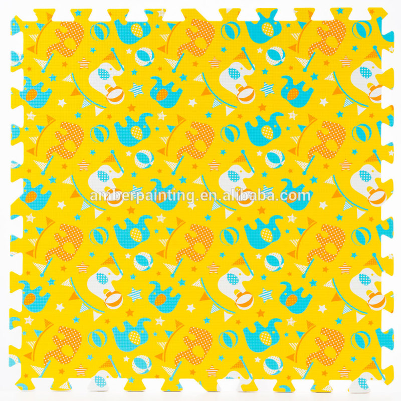 kid eva baby foam kindergarten floor coating mat floor tatami happy mat