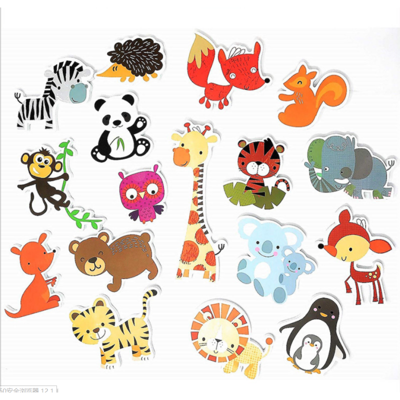 Wholesale  High quality ocean animals  magnet