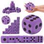 High quality custom eva foam dice toys