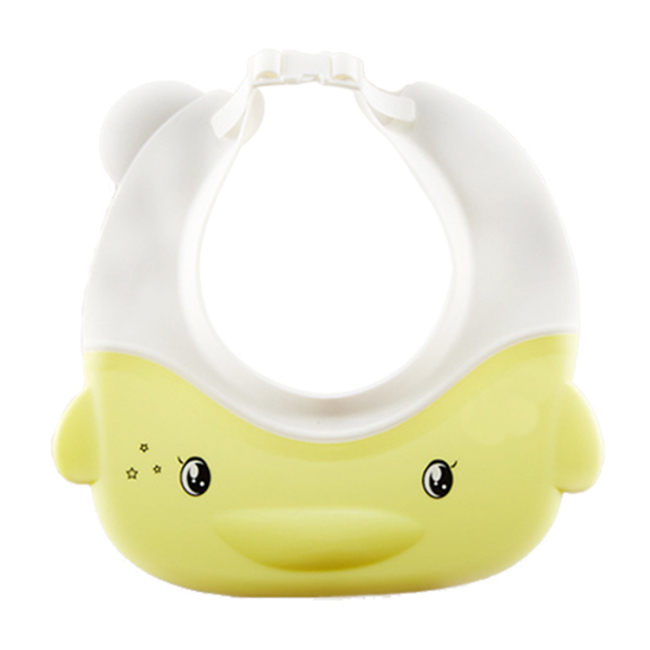 silicone baby shower shampoo bath cap