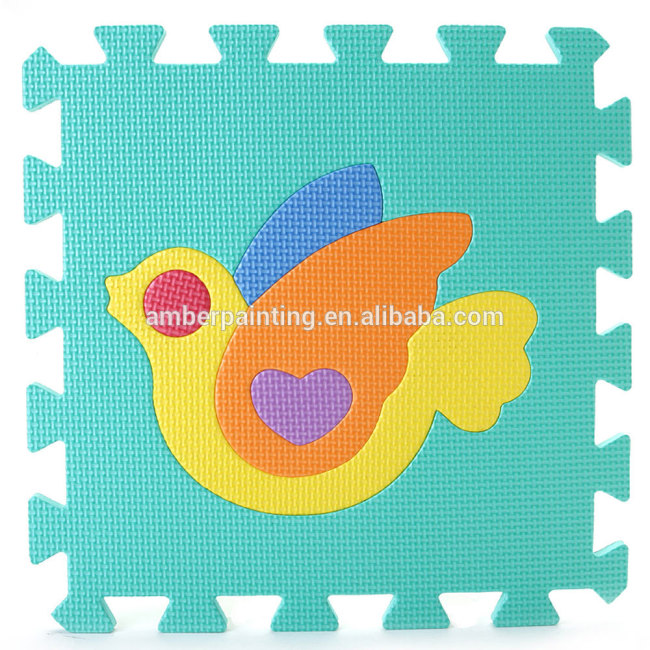 child comfort eva foam educational puzzle mat taekwondo tatami mat