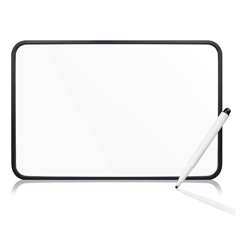 Educational small cheap fridge writable magnet toy whiteboard customize mobile desktop whiteboard