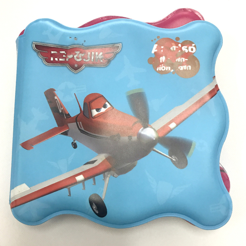 Baby Bath Toy Book by Made Bye Design,WaterProof, Stain Resistant, Safe and Non-Toxic Material ,educational toys for kids
