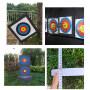 EVA Foam 3d archery targets for sale  archery arrow target  laminated foam archery target