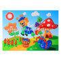 DIY foam mosaic film pictures self adhesive for children