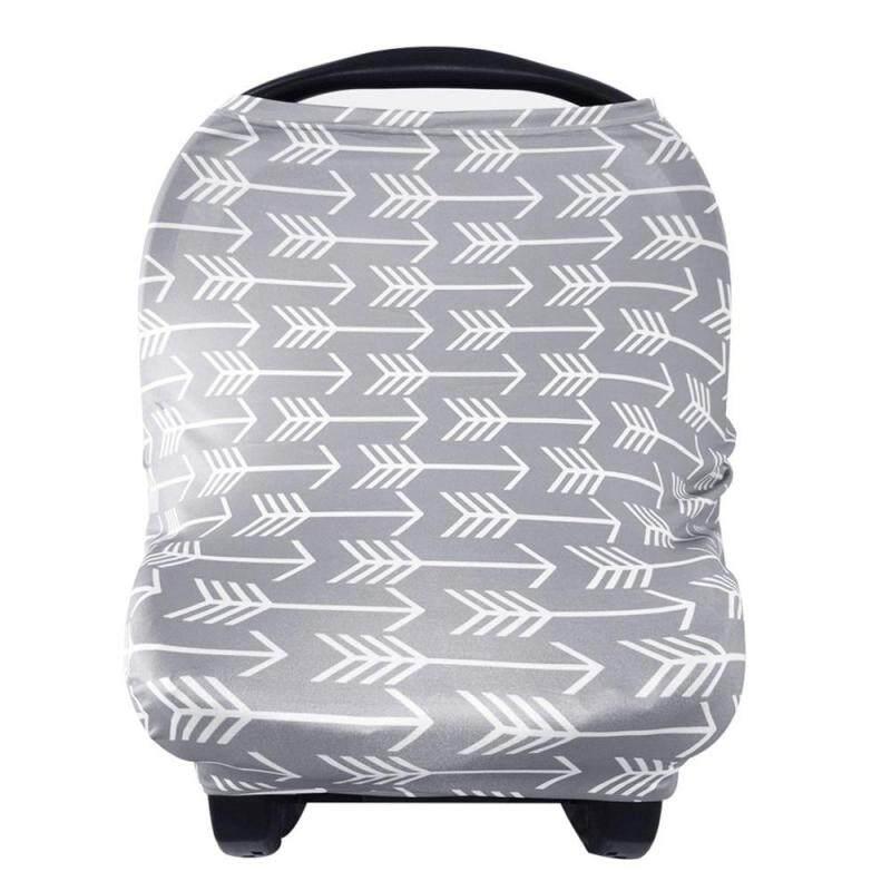 Factory wholesale custom breastfeeding baby car seat canopy  nursing cover multi use