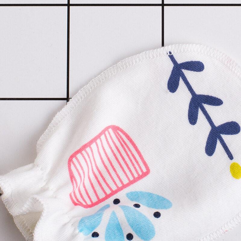 Newborn Anti-Grab Gloves Cotton Friendly For Baby
