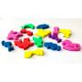 EVA foam personalized promotional refrigerator magnet for kid