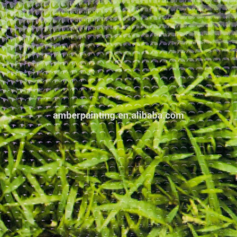 foam coating card game play mat baby foam exercise green grass mat