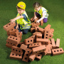 Playground outdoor children's educational toy eva large soft volume brick building