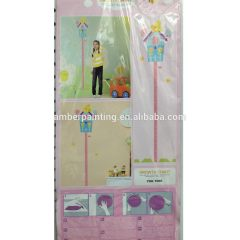 Top grade latest puffy pig with wings eva stickers