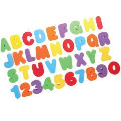 Superseptember EVA bath toy foam alphabet letters