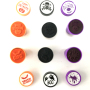 Halloween Cartoons Toy Stamp/Custom Plastic Self Inking Stamp