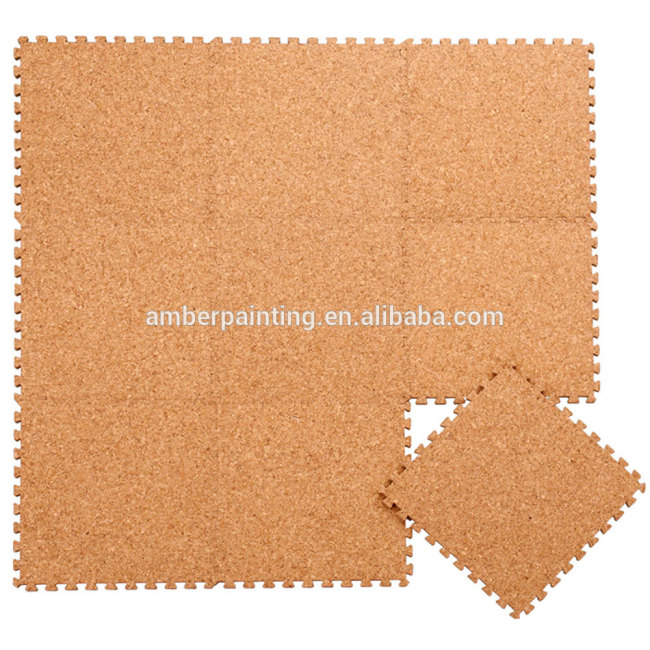 safe baby cheap eva foam play cork gym mat